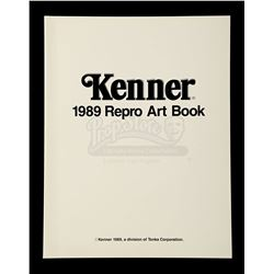 Lot # 478: 1989 Kenner Repro Art Book