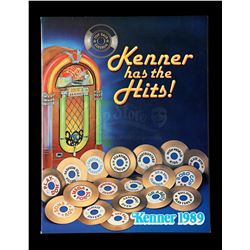 "Lot # 479: 1989 ""Kenner Has the Hits"" Toy Fair Catalog"