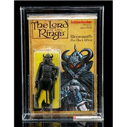 Lot # 487: Ringwraith The Black Rider AFA 70