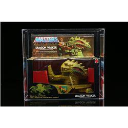 Lot # 502: Dragon Walker Side-Winding Beast/Vehicle AFA U