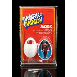 Lot # 509: Mork with Space Eggship