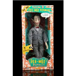 Lot # 513: Talking Pee-Wee Herman