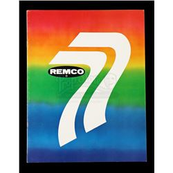 Lot # 519: 1977 Remco Toy Catalog
