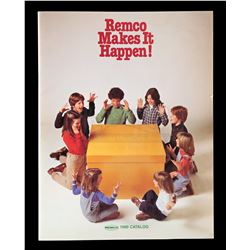 Lot # 521: 1980 Remco Toy Catalog