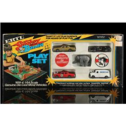 Lot # 528: Smokey and the Bandit II Diecast Playset