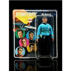 Lot # 532: Mr. Spock Series 1 (White Name Variant)