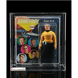 Lot # 533: Capt. Kirk Series 1 AFA 85