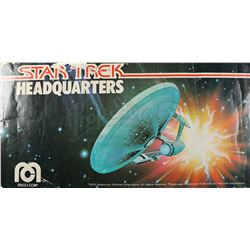 Lot # 534: Mego Star Trek Headquarters Proof Sheet
