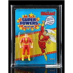 Lot # 560: Shazam Series 3 AFA U85Y