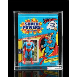 Lot # 563: Superman Series 1 AFA 80