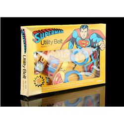 Lot # 572: Superman Utility Belt