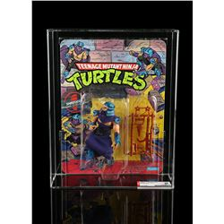 Lot # 573: Shredder Series 1 AFA 85