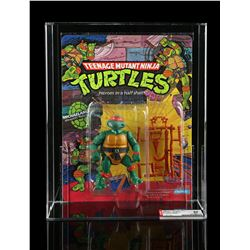 Lot # 575: Michelangelo Series 1 AFA 85