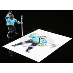 Lot # 586: Unproduced First Officer Donatello Star Trek H