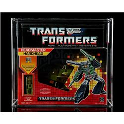 Lot # 595: Hardhead Series 4 Headmaster AFA 75Y