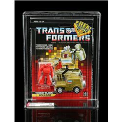 Lot # 596: Rollbar Series 4 Throttlebot AFA 80