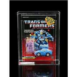 Lot # 597: Freeway Series 4 Throttlebot With Purple Decoy