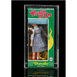 Lot # 608: Dorothy And Toto AFA U80 - Sealed