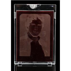 Lot # 612: The Topps Vault: 4 Han Solo Card Negatives