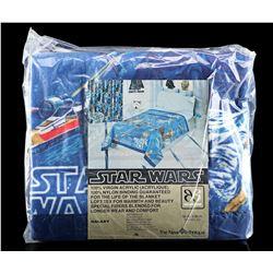 Lot # 629: Star Wars Bedding Set - Sealed [Kazanjian Coll
