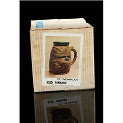 Lot # 632: Chewbacca Tankard - Sealed