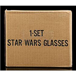 Lot # 637: Burger King Glasses Set (4) [Kazanjian Collect