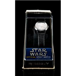 Lot # 640: C-3PO and R2-D2 Official Wrist Watch [Kazanjia