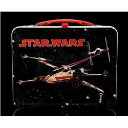 Lot # 642: Star Wars Lunch Box [Kazanjian Collection]