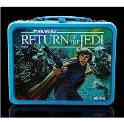 Lot # 644: ROTJ Lunch Box [Kazanjian Collection]