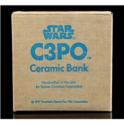 Lot # 651: C-3PO Ceramic Bank [Kazanjian Collection]