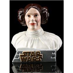 Lot # 653: Star Jars Princess Leia (#1000/1000)