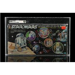Lot # 654: Star Wars: Adventures of R2-D2 AFA 85