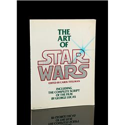 Lot # 658: The Art of Star Wars Book And ESB Sketchbook