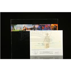 Lot # 663: The Art of Ralph McQuarrie And Lithograph Prin