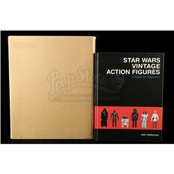 Lot # 664: Star Wars Vintage Action Figures: A Guide for