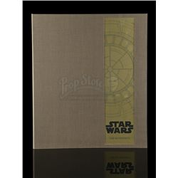 Lot # 665: Star Wars: The Blueprints Large Deluxe Edition