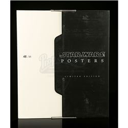 Lot # 667: Abrams Star Wars Posters Limited Edition (#65/