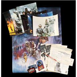 Lot # 678: Fan Club Poster Kit [Kazanjian Collection]