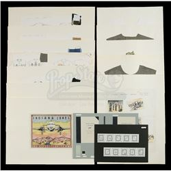 Lot # 684: Oversize Hand-Made Licensing Apparel Concept P
