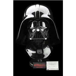 Lot # 693: Hayden Christensen-Signed Replica Darth Vader