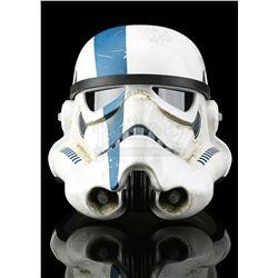 Lot # 694: eFX Collectibles TFU Stormtrooper Commander He