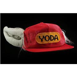 "Lot # 750: Red ""The Yoda Hat"" [Kazanjian Collection]"