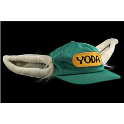 "Lot # 751: Green ""The Yoda Hat"""