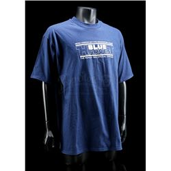 "Lot # 766: ""Blue Harvest"" Crew Shirt"