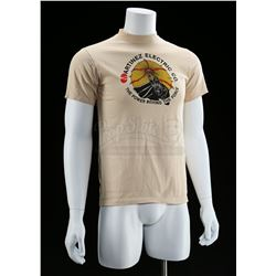 Lot # 772: Martinez Electrical Co. Darth Crew Shirt