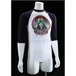 Lot # 774: ILM Monster Crew Baseball Tee