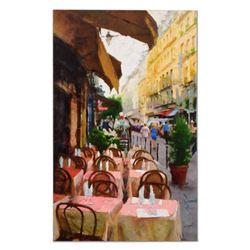 A Street in Paris by Segal, Eugene