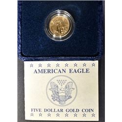 1994 1/10th OUNCE GOLD AMERICAN EAGLE