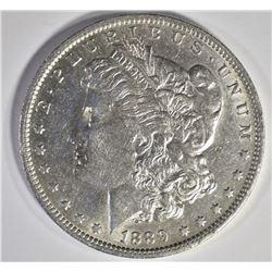 1889-O MORGAN DOLLAR  CH AU