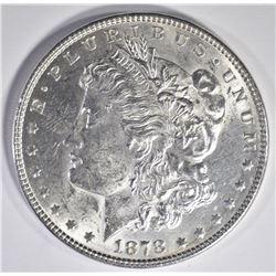 1878 7TF REV. OF 78 MORGAN DOLLAR BU